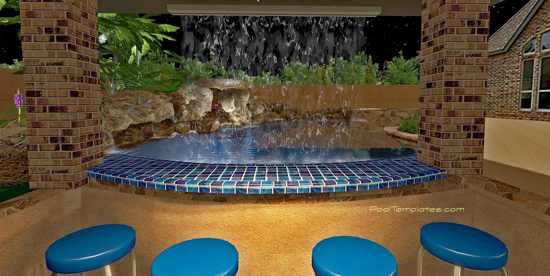 3d pool design software for 3d pool design programs